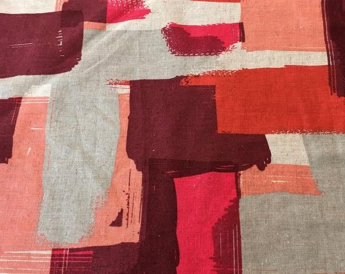 Kokka- Paint Swatches in Autumn- Fine Linen