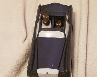Vintage Disney Burger King Toy Car - Oliver and Company - Moving Dogs