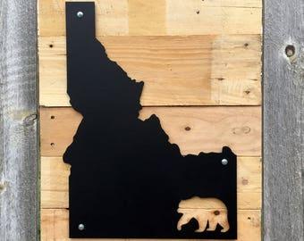 Idaho Metal Bear