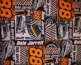 Vintage Fabric Dale Jarrett when he was #88