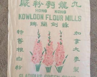 Flour Sack, Vintage