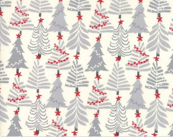 Merry Merry - Evergreens Tinsel by Kate Spain for Moda, 1/2 yard, 27275 22