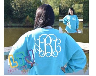CHRISTMAS DELIVERY ~ Personalized Spirit Jersey ~ Custom Spirit Jersey ~ Pom Pom Jersey  ~ Oversized Shirt ~ Team Shirt ~ Gifts for Her