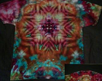 Custom Psychedelic Tie-Dye - XL