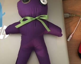 Cancer Dammit Doll