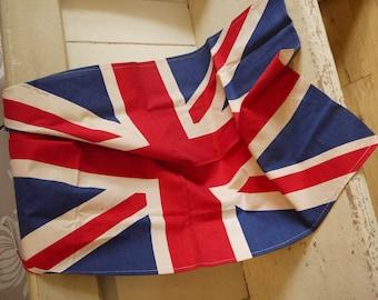 Vintage Union Jack Flag - British Flag - Vintage British Flag - Circa 1930s
