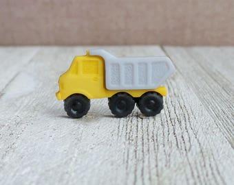 Tonka Dump Truck - Construction - Worker - Operator - Truck Driver - Dad - Lapel Pin