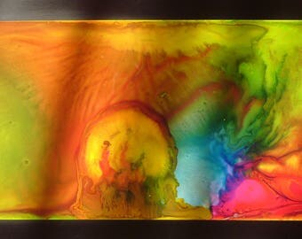 Abstract, wall hanging, abstract