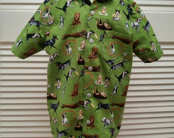 Explorer Shirt - Dawgs!