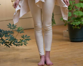 "Hemp/Organic Cotton ""Gurmukh"" Leggings"