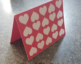 Heart Card - Digital Download