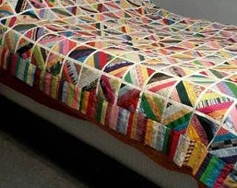 Quilt and quilt tops