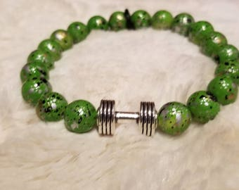 Crossfit WOD round counter bracelet