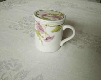 Portsmouth by Toscany lidded mug near mint condition