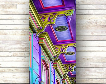 New Orleans Art - COLOR MY WORLD -French Quarter Doors - Architecture - Photography -Doors-Shutters- Historic Building- Birch Boxes- Wood