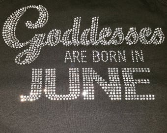 Goddesses Are Born In June