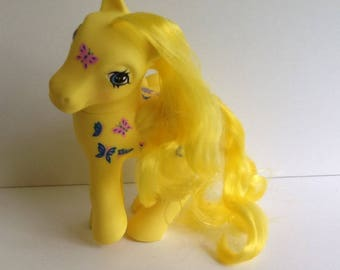 G1 My Little Pony DANCING BUTTERFLIES: TAF/Twice as Fancy; Pegasus