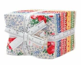 Moda Merry Go Round Fat Quarter Bundle by American Jane