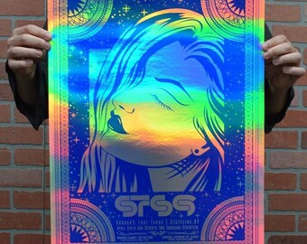 STS9 - Holographic Poster - 18x24