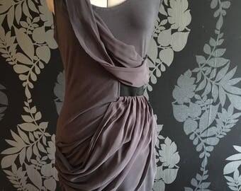 Vintage 90s BodyCon Dress, Party Dress, Elegant  Dress