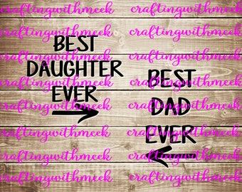 Best Dad-Daughter Ever