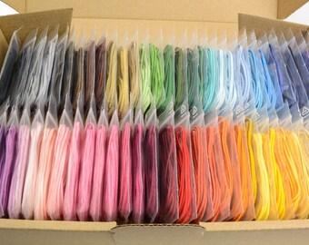 Soutache package PEGA 65 colors times 1 meter