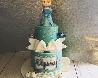 Cinderella Cake Kit
