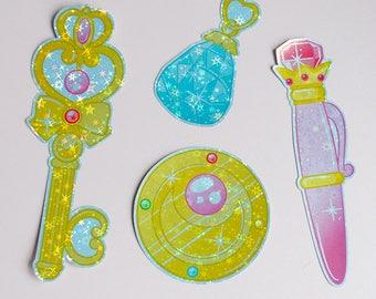 Sailor Moon Sticker Pack 3