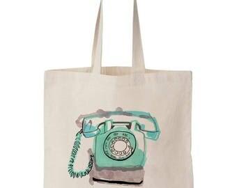 Tote Bag Call Me Baby