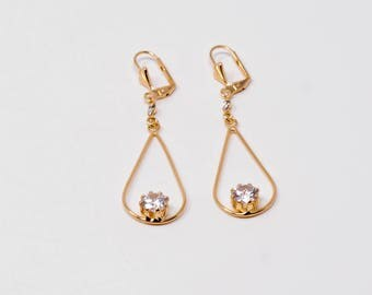 14k Gold Filled  Dangle and Drop Earrings