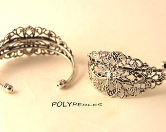 1 print quality silver bracelet
