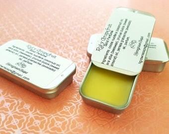 Ruby Grapefruit Solid perfume / fragrance / natural fragrance / mother's day gift / gift for her / bridal shower gift