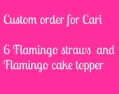 Special Order request from Cari