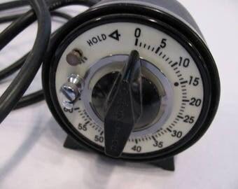 M.H. Rhodes Mark Time 60 second darkroom timer