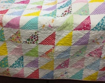 Childs or babies flannel quilt