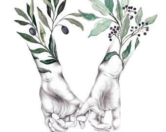 Promise- Giclee Print