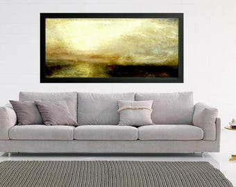 Large Reproduction Oil Painting Colorful Artwork, Wall Art, Large Wall Decor, Home Decor, Office Decor