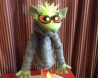 Hand Puppet EVIL RAT!