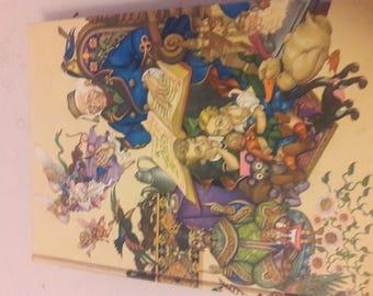 Andersen's Fairy Tales (Illustrated Junior Library)
