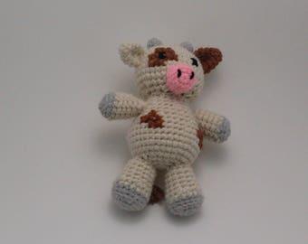Stuffed Animal Cow