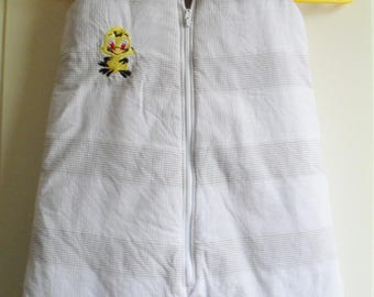 Swaddle baby from 0 to 3 months in cotton