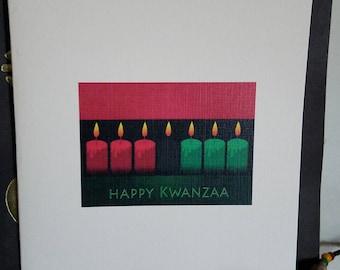 Premier card for Kwanzaa