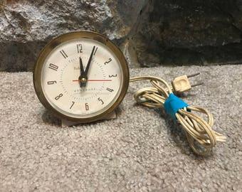 Vintage Westclox Baby Ben Alarm Clock - Electric