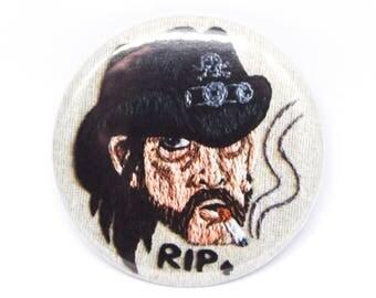 Lemmy Kilmister Badge