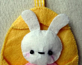 Very Easter door keys or bag charm