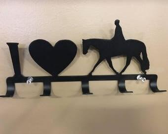 READY TO SHIP - I Heart Horse Riding