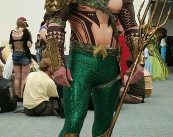 Aquaman Justice League Armor