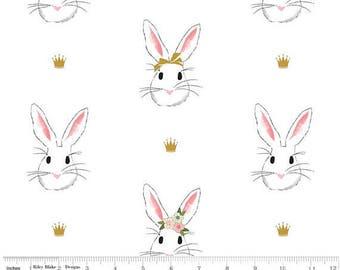 Custom Bunny Stroller Blanket for Christine
