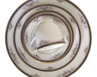 Elegant Floral Noritake fine china in the Ontario pattern number 3763 Replacement!