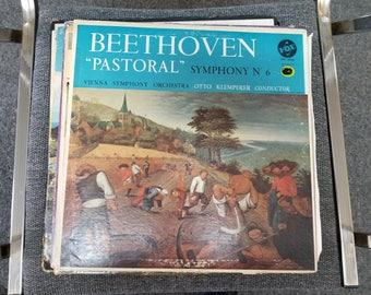 "Beethoven ""Pastoral"" Symphony No 5 Record"